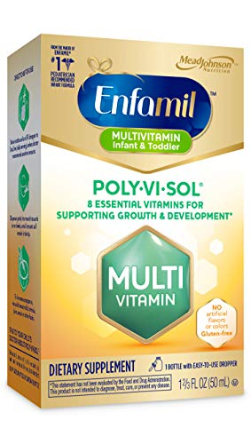 Enfamil Poly-Vi-Sol Liquid Multivitamin