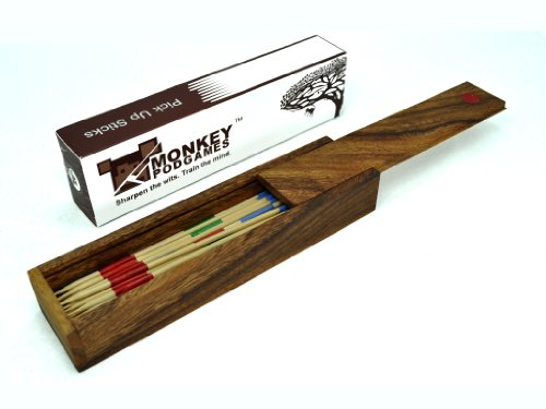 Mikado Pick Up Sticks - Wooden