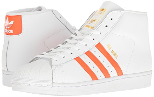 Blanc Mtallis Talons Chaussures Promodel nergtique Hommes Pour Orange Dor Adidas xgZB8qwnn