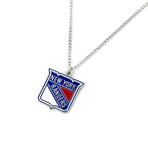 aminco NHL New York Rangers Logo Pendant