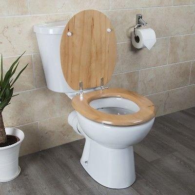 LQ LQ D Sit T Wood Sit Assise B: H/être ATH Tight de salle de bain Chrome NEUF Abattant de WC Chrome Charni/ères NV 1001006436-cnuk22 Generic LQ 1 6436