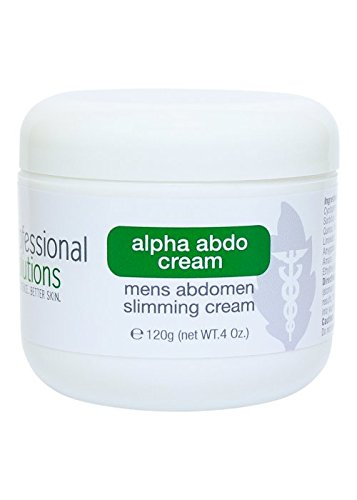 Abdo alpha crème (crème amincissante de Mens Abdomen)