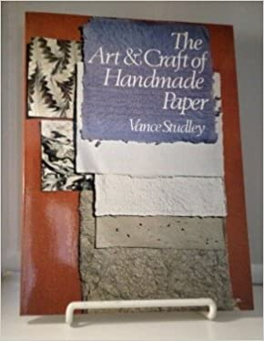 Book The Art and Craft of Handmade Paper