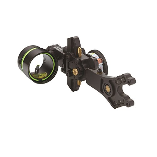 HHA Sports KP-5519LH Optimizer Lite King Pin .019 Sight, Left Hand, Black