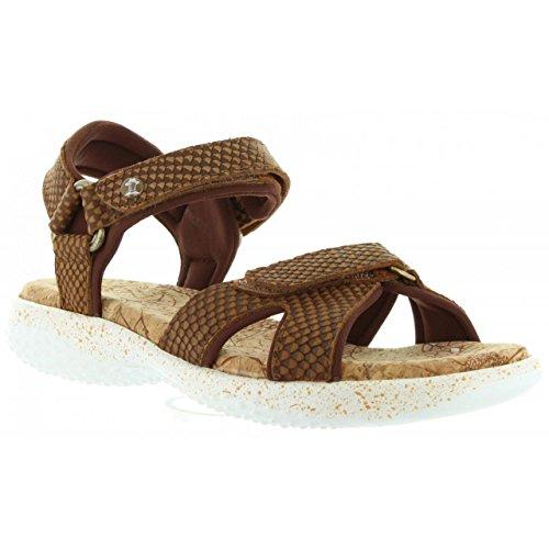 Sandalias de Mujer PANAMA JACK NOJA SNAKE B3 NAPA CUERO
