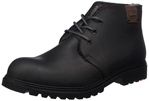 Lloyd Herren Vin Gore-tex Desert Boots Schwarz (schwarz / Tdmoro)