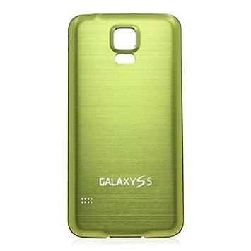 ProBagz Tapa trasera de aluminio para Samsung Galaxy S5 ...