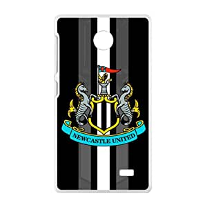 newcastle united Phone Case for Nokia Lumia X