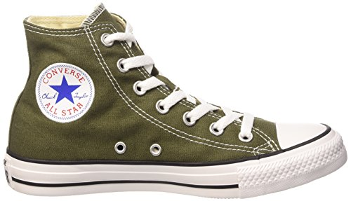 top black Unisex Taylor Chuck herbal Star Marrone white Hi Trainers All Converse RnY6x