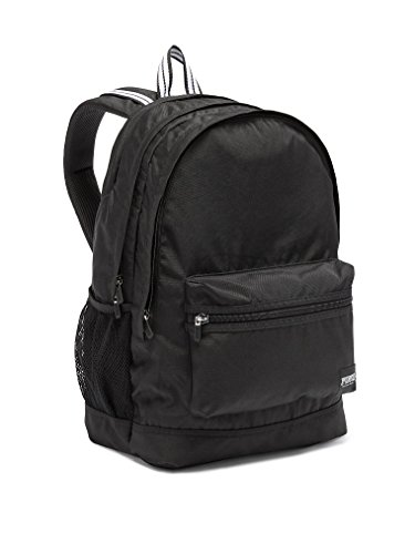 Victoria's Secret Pink Campus Backpack Pure Black