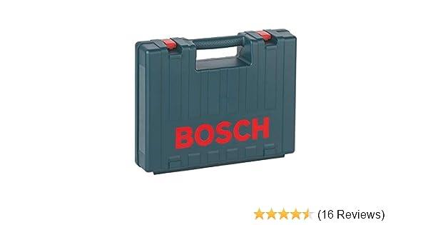 Bosch 2605438098 Plastic Case 17.52inx14.17inx4.49In