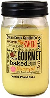 product image for Swan Creek Candle Co. 12 Ounce Kitchen Pantry Jar (Vanilla Pound Cake)