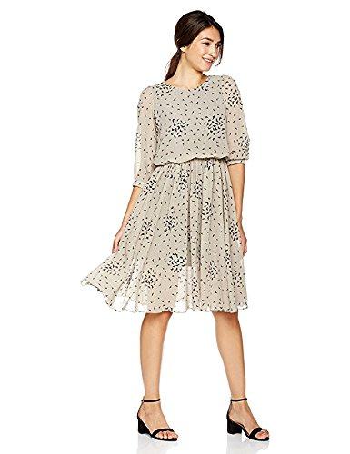 Round Womens Dress - 8