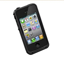 LifeProof Case for iPhone 4/4S - Retail Packaging - Blue/Black from Amazon.com, LLC *** KEEP PORules ACTIVE ***
