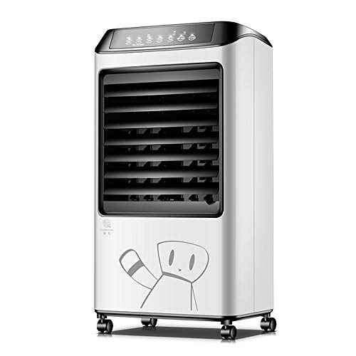 FAN MAZHONG Air Conditioning Heating and Cooling Dual-Use Silent Household Energy Saving Air Cooler - Energy Level A Air Conditioning Heating Coolers Evaporative