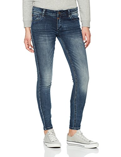 Timezone Tight Aleena, Vaqueros Skinny para Mujer Azul (Blue Patriot Wash 3624)