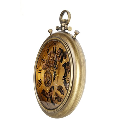 Buy wall clock industrial style