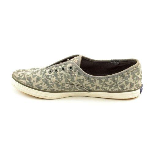 Keds For American Sneakers Triangoli Grigi Moda Sneakers Donna 11 M