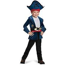Captain Jake Classic Costume, Medium (3T-4T)