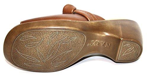 naot Utopia 90211Mujer Zuecos & Marrón - marrón (Cognac)
