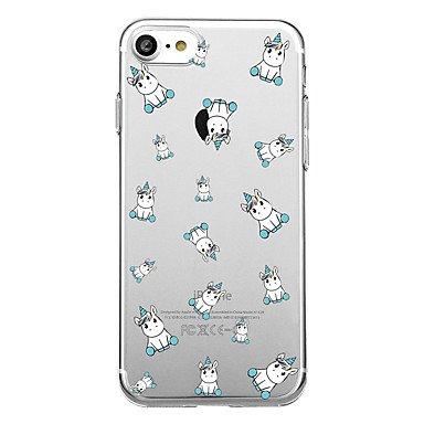 cover per iphone 7 plus unicorno