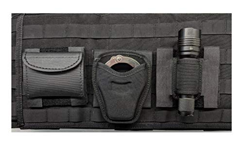 Del Molle Panel for Attaching Belt Loop Accessories (Molle Panel Belt)