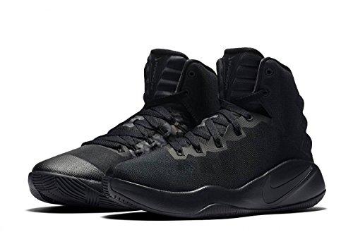 Nike 845120-008, Zapatillas de Baloncesto para Niños Negro (Black / Anthracite)
