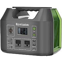 Enginstar ポータブル電源 150000mAH/555Wh 大容量 モバ...