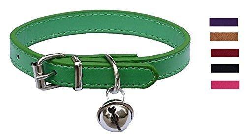 Leather collars Adjustable Kitten Collar product image