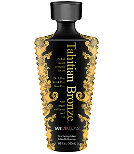 Tahitian Bronze™ Tanovations Ed Hardy DHA Free Tanning lot