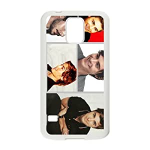 Zac Efron Fred Perry Cell Phone Case for Samsung Galaxy S5