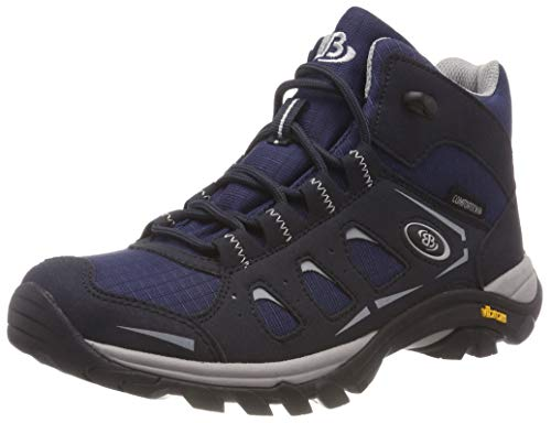 Adulto Rise Unisex Grau Bruetting Zapatos Frakes Mount Grau de Senderismo High Marine Azul Marine nqUFA8X4Fw
