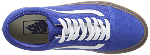 Vans U Old Skool - Zapatillas, Unisex Adulto Blue (Gumsole - Olympian Blue/Medium Gum)