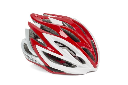 SPIUK Dharma Helmet Red-White 2016