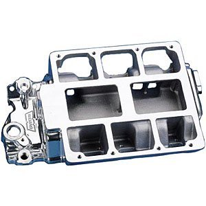 Weiand 7136P 6-71/8-71 Sbc Supercharger Intake Manifold Polished (Supercharger Weiand)