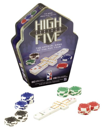 High Five Domino Set Fundex Games 5821 552563A2
