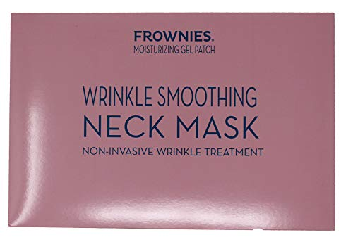 シンボル概要差フラウニーズ Wrinkle Smoothing Neck Mask - Moisturizing Gel Patch 1sheet並行輸入品