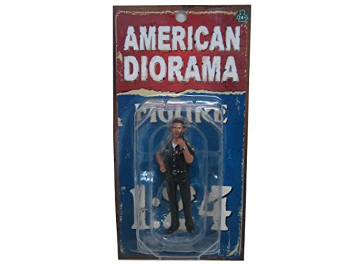 American Diorama Police Officer Jake Figure for 1:24 for sale  Delivered anywhere in USA