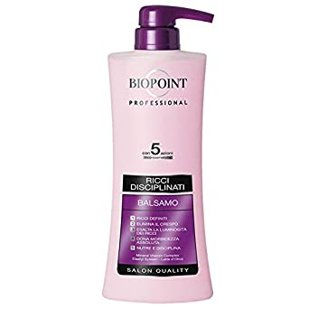 Shampoo biopoint capelli ricci inci