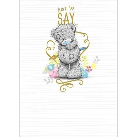 Carte blanche greetings ltd the best amazon price in savemoney me to you tatty teddy greetings card bear with pen by me to you tatty m4hsunfo
