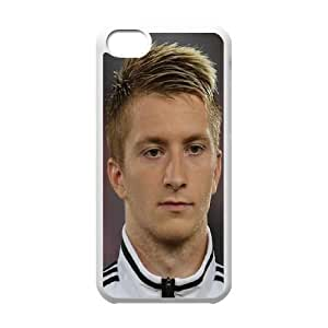 Hard Back Cover Protector Ipod Touch 6 Cell Phone Case White Marco Reus Fffmg Design Durable Phone Cases