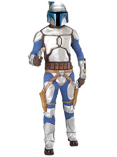 Star Wars Jango Fett Costume (Rubie's Men's Jango Fett Star Wars)