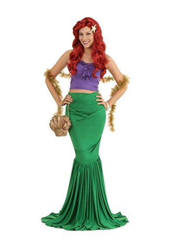 Adult Mermaid Costume X-Large ()