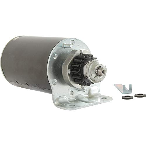 - New DB Electrical SBS0004 Starter For Briggs & Stratton 11 To 18 Hp Engines 497401 494198 494990 112563 BS-399169 BS-499521 75255 75255-A 410-22005 410-22015 5746 STR-1005A 9798 78-4340