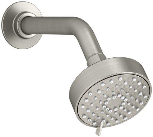 KOHLER K-72418-BN Awaken G90 Multifunction Showerhead, Vibrant Brushed Nickel