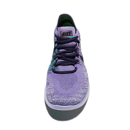 Free RN Thistle Corsa Wmns Nike Donna Light da Flyknit Raisin Black Scarpe 5q4HzEw