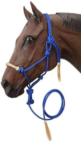 Horse Mountain Rope Halter
