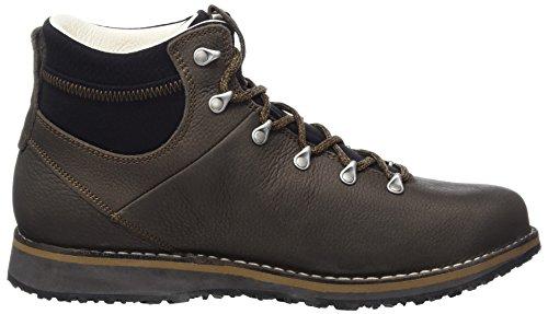 Marrone da Escursionismo Brown Dark Stivali Adulto Alti Plus 095 AKU Badia Unisex tIqwZn8