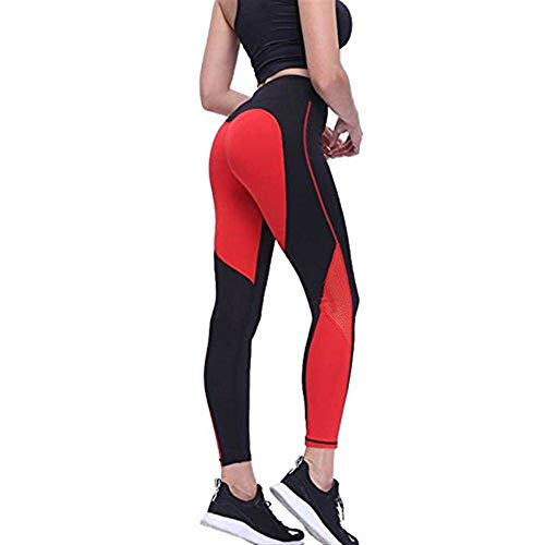 Sportivo Emmala Running Abbigliamento Sports Vivere Push Pantaloni Up Gym Yoga Rot Moda Donna Leggings Fitness Patchwork Tight qB0qr