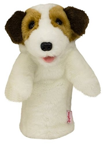 Terrier Russell Jack Clubs - Daphne's Jack Russell Terrier Headcovers